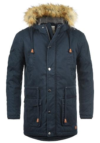 REDEFINED REBEL Parka »Mapee«, warme Jacke mit abnehmbarem Kunstfellkragen kaufen