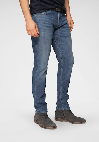 """Joop Jeans 5-Pocket-Jeans »MODERN FIT """"Mitch""""«, individuelle Abriebeffekte, jede Jeans ein Unikat kaufen"""