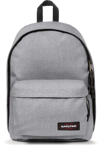 Eastpak Laptoprucksack »OUT OF OFFICE, Sunday Grey«, enthält recyceltes Material... kaufen