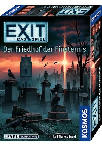 Kosmos Spiel »EXIT - Der Friedhof der Finsternis«, Made in Germany kaufen