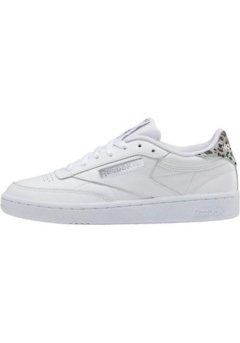 Reebok Classic Sneaker »CLUB C 85 Animal Print« kaufen