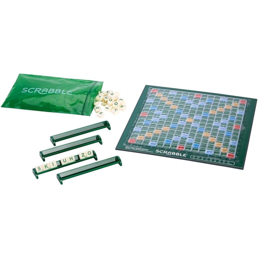 Mattel games Spiel »Scrabble Kompakt«