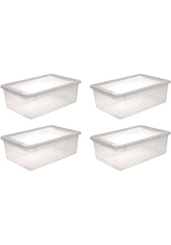 keeeper Stapelbox »bea«, (Set, 4 St.), mit Belüftungsfunktion, 11 Liter kaufen