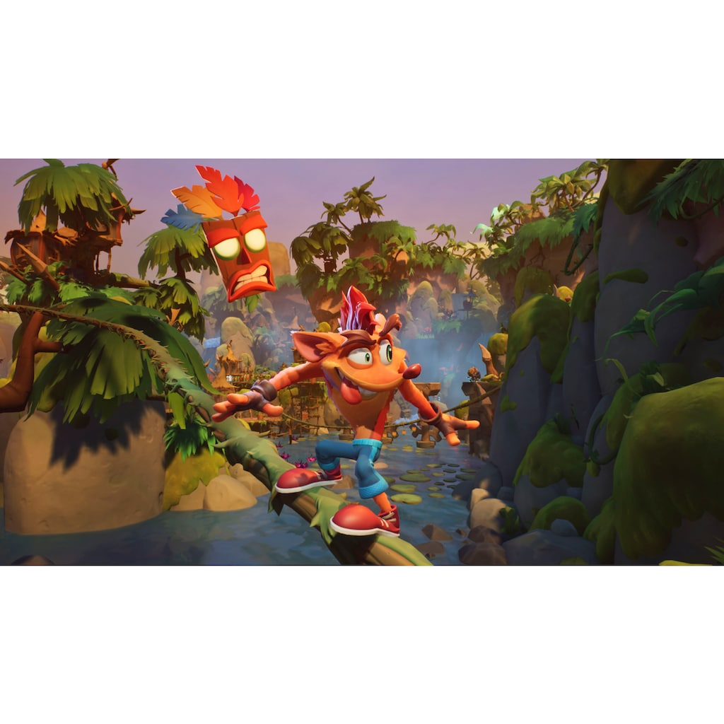 Crash Bandicoot 4 - It´s About Time PlayStation 4