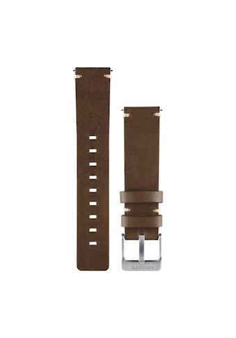 Garmin Ersatz - /Wechselarmband »Ersatzarmband Leder vivomove« kaufen