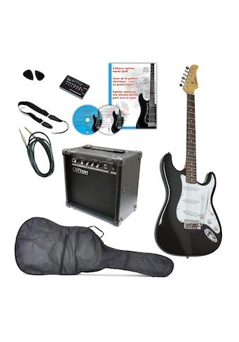 Clifton E-Gitarre »Clifton E-Gitarren«, Komplettset kaufen