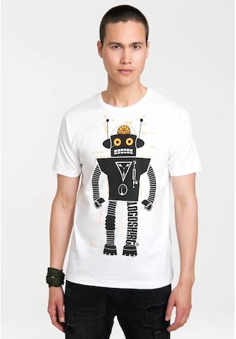 LOGOSHIRT T-Shirt mit Roboter-Print kaufen
