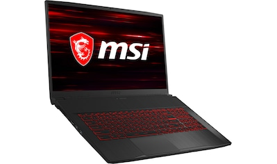 "MSI Gaming-Notebook »GF75 10SCXR-099 - 0017F4-099«, (43,9 cm/17,3 "" Intel Core i7 GeForce\r\n 1000 GB HDD 256 GB SSD) kaufen"