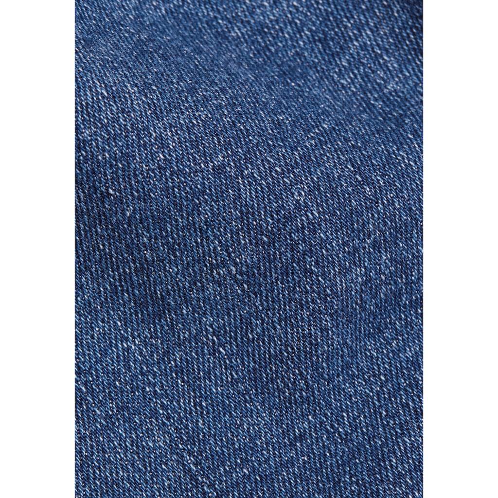 Esprit Slim-fit-Jeans, medium rise