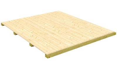 Fußboden für Gartenhäuser »Udo 300«, BxT: 477x297 cm kaufen