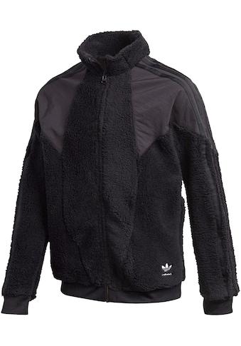adidas Originals Fleecejacke »POLAR FLEEC TRACK TOP« kaufen