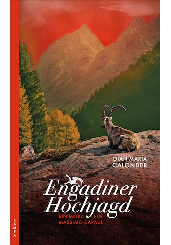 Buch »Engadiner Hochjagd / Gian Maria Calonder« kaufen