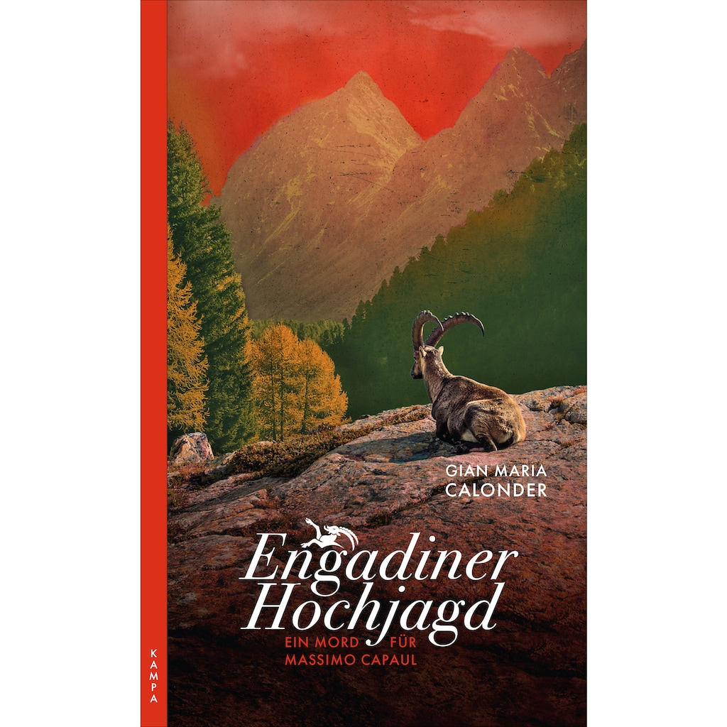 Buch »Engadiner Hochjagd / Gian Maria Calonder«