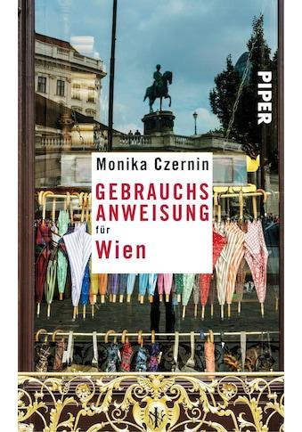 Buch »Gebrauchsanweisung für Wien / Monika Czernin« kaufen