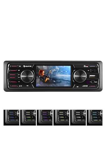 "Auna Autoradio / Moniceiver Deckless BT USB SD 3""TFT AUX Monitor »MD - 550BT« kaufen"