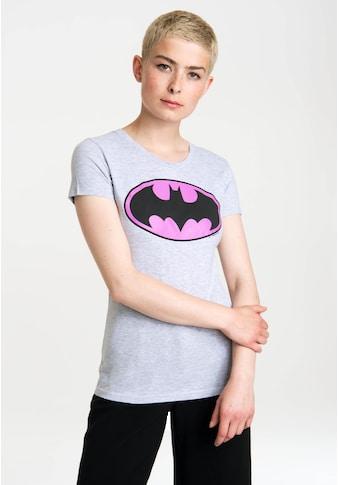 LOGOSHIRT T-Shirt mit coolem Superhelden-Logo kaufen