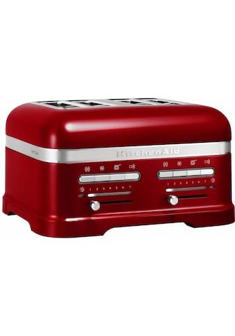 KitchenAid Toaster »Artisan 5KMT4205ECA«, für 4 Scheiben, 2500 Watt kaufen