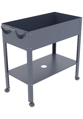 KONIFERA Hochbeet »GP08«, Stahl, BxTxH: 82x43x83 kaufen