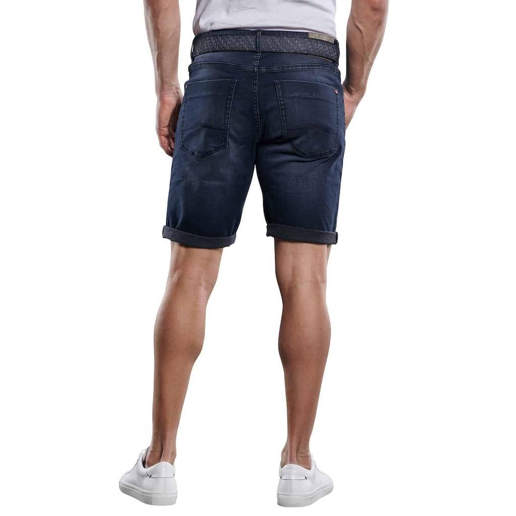 Engbers Hochwertig verarbeitete Shorts mit angenehmen Elastananteil