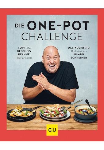 Buch »Die One-Pot-Challenge / Jumbo Schreiner, Martin Kintrup, Sarah Schocke, Sandra... kaufen