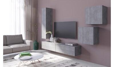 TRENDMANUFAKTUR Wohnwand »Vento« (Set, 5 - tlg) kaufen