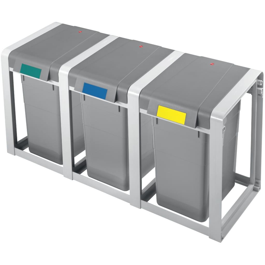 Hailo Mülltrennsystem »ProfiLine Öko L,Erweiterungseinheit,19l«