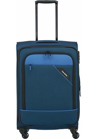 travelite Weichgepäck-Trolley »Derby, 66 cm«, 4 Rollen, mit 4 Rollen kaufen