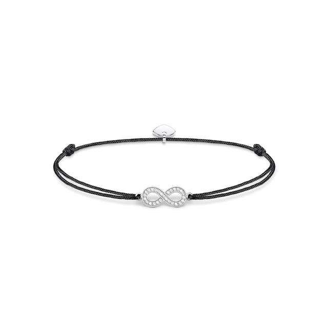 THOMAS SABO Armband »Infinity, Little Secret, LS003-401-11-L20v«