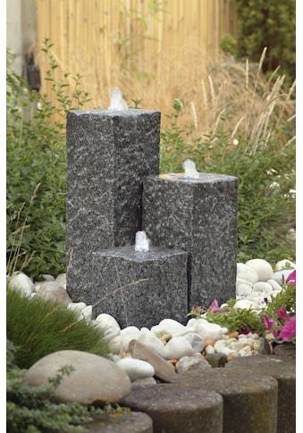 UBBINK Gartenbrunnen »Siena«, mit LED, BxTxH: 15x15x50 cm kaufen