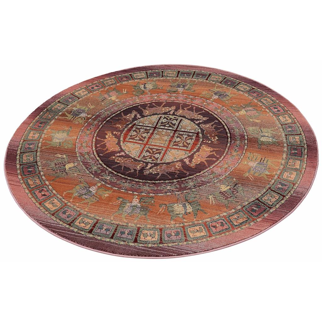 Oriental Weavers Teppich »Gabiro Pazyryk«, rechteckig, 11 mm Höhe, Orient-Optik, Wohnzimmer