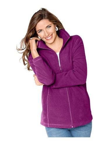 Classic Basics Jacke in weicher Fleece - Qualität kaufen