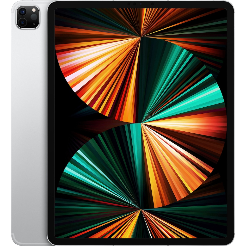 "Apple Tablet »iPad Pro (2021), 12,9"", WiFi + Cellular, 8 GB RAM, 128 GB Speicherplatz«"