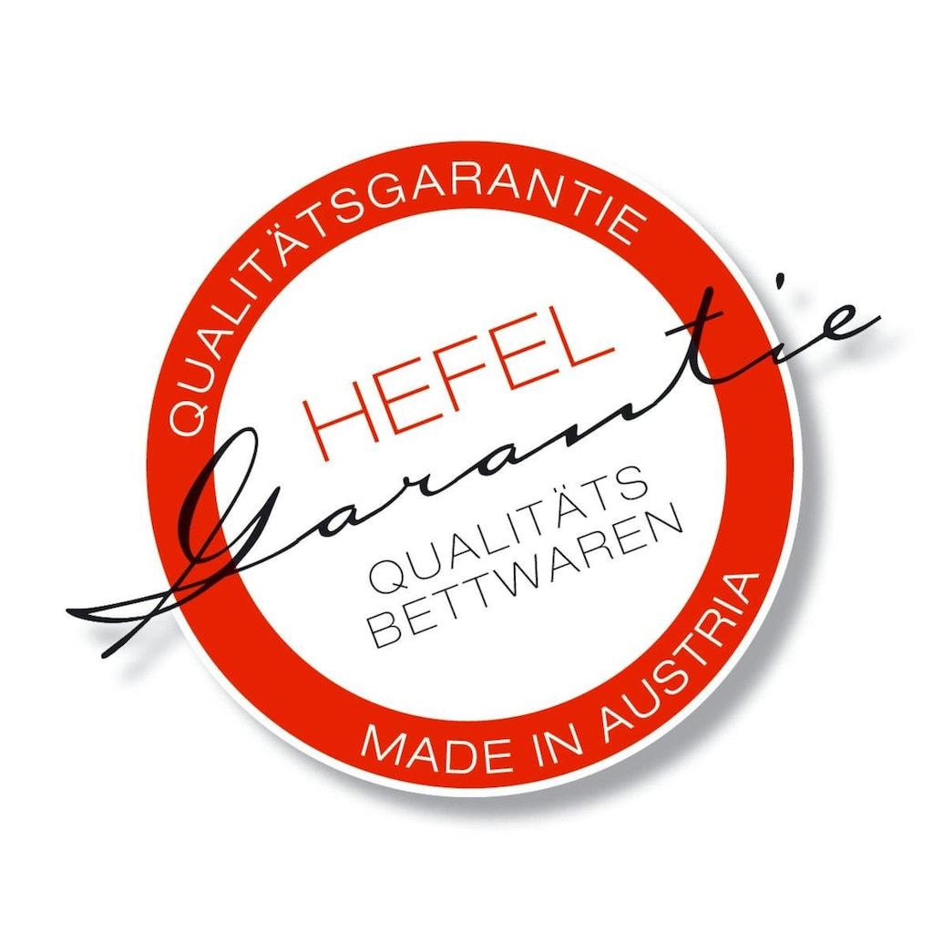 Hefel Kopfkissen »Wellness Zirbe«, (1 St.)