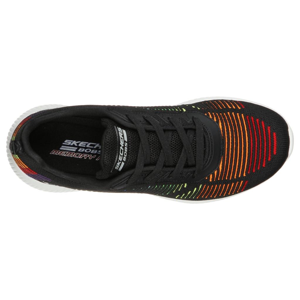 Skechers Sneaker »BOBS SQUAD - VINTAGE SOLE«, mit Farbverlauf