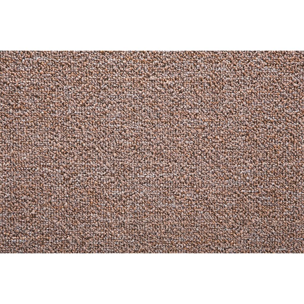 Andiamo Teppichboden »Bob Festmaß 3x4m«, rechteckig, 4 mm Höhe, Festmaß 300 x 400 cm, antistatisch, lichtecht