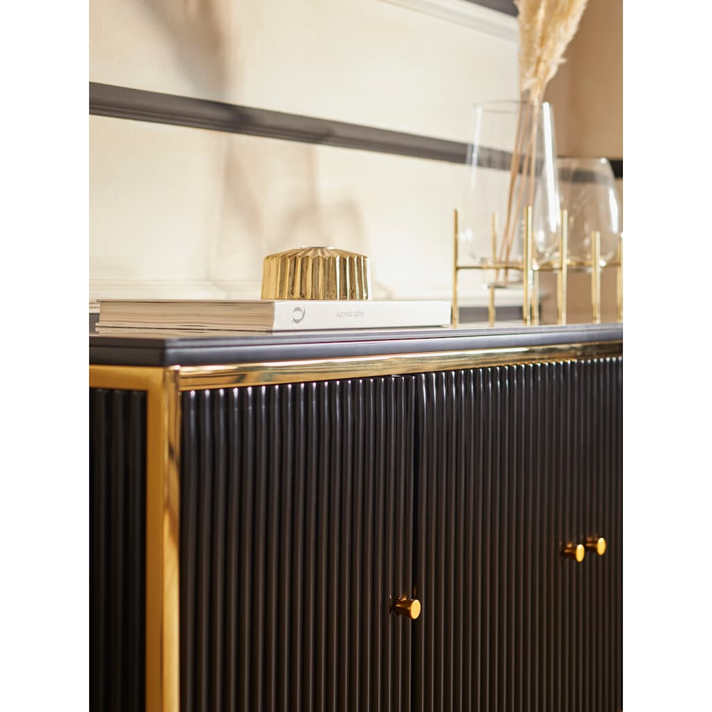 Guido Maria Kretschmer Home&Living Tischvase »Harming«, Höhe ca. 21,5 cm