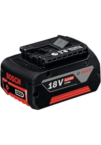 BOSCH PROFESSIONAL Akku »GBA 18 V 4,0 Ah«, 18 V, 4 Ah kaufen
