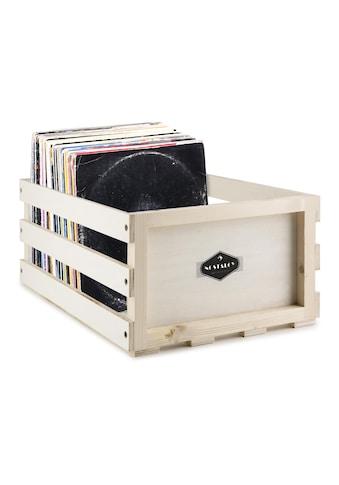 Auna Schallplatten - Kiste LP - Box Multi 75 »TTS6 - RecordBox WD« kaufen