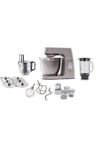 KENWOOD Küchenmaschine Chef XL Elite KVL6410S, 1400 Watt, Schüssel 6,7 Liter kaufen