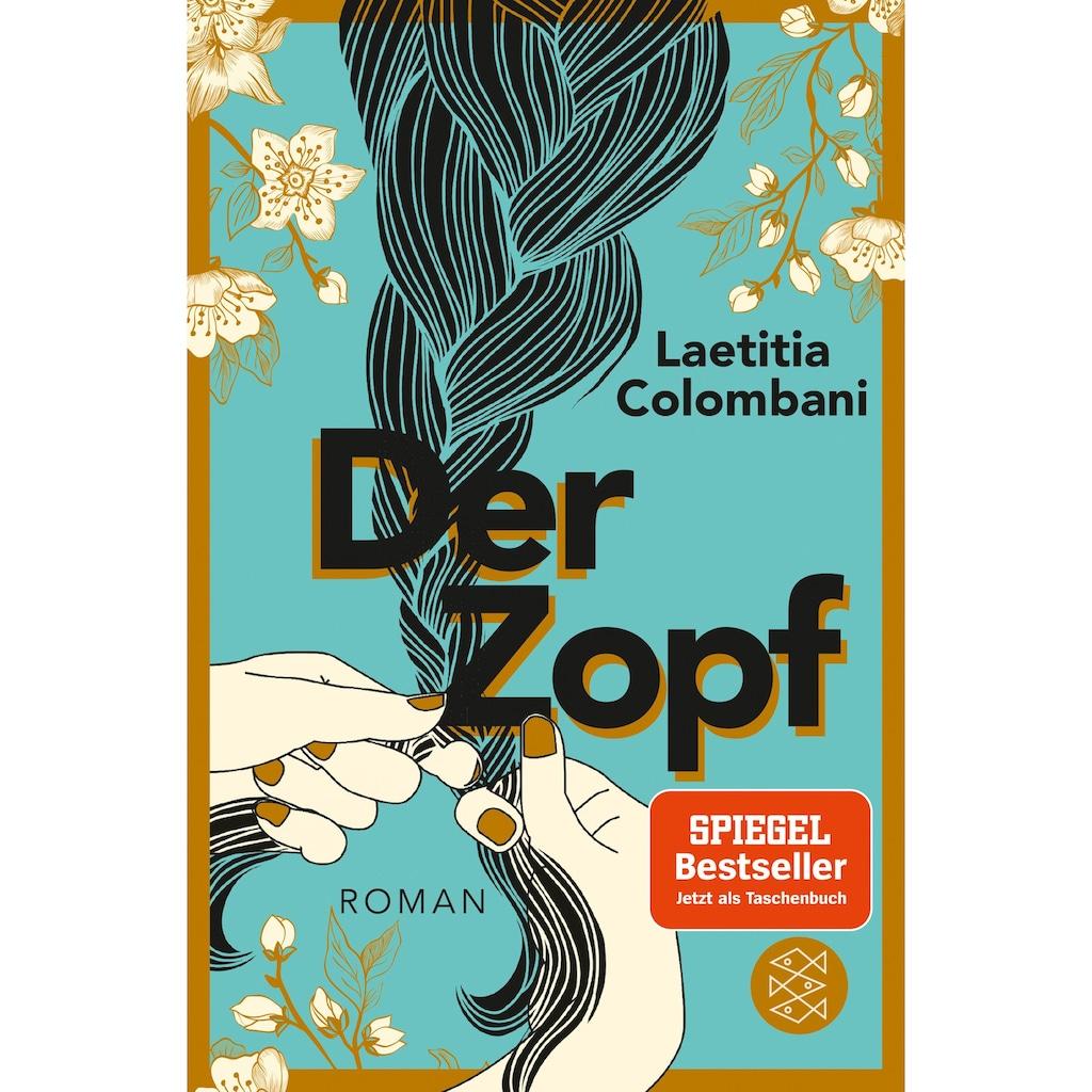 Buch »Der Zopf / Laetitia Colombani, Claudia Marquardt«