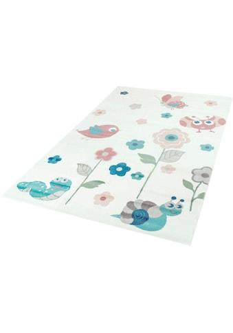 Kinderteppich, »Inspiration 5785«, Carpet City, rechteckig, Höhe 11 mm, maschinell zusammengesetzt kaufen