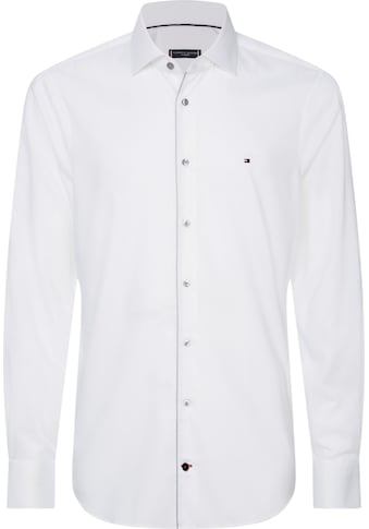 Tommy Hilfiger TAILORED Businesshemd »TWILL PIPING CLASSIC SLIM SHIRT« kaufen