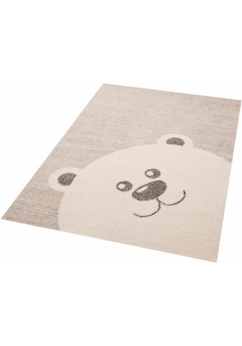 Zala Living Kinderteppich »Teddy Bear Toby«, rechteckig, 17 mm Höhe, Spielteppich,... kaufen