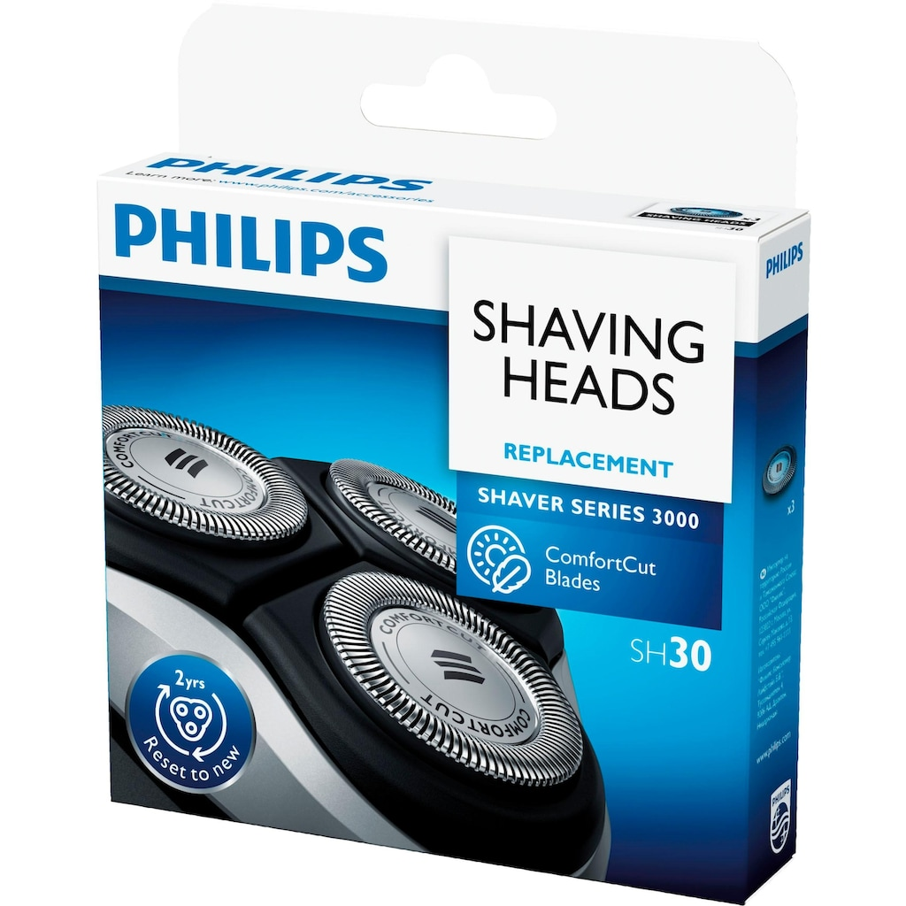 Philips Ersatzscherköpfe »SH30/50«