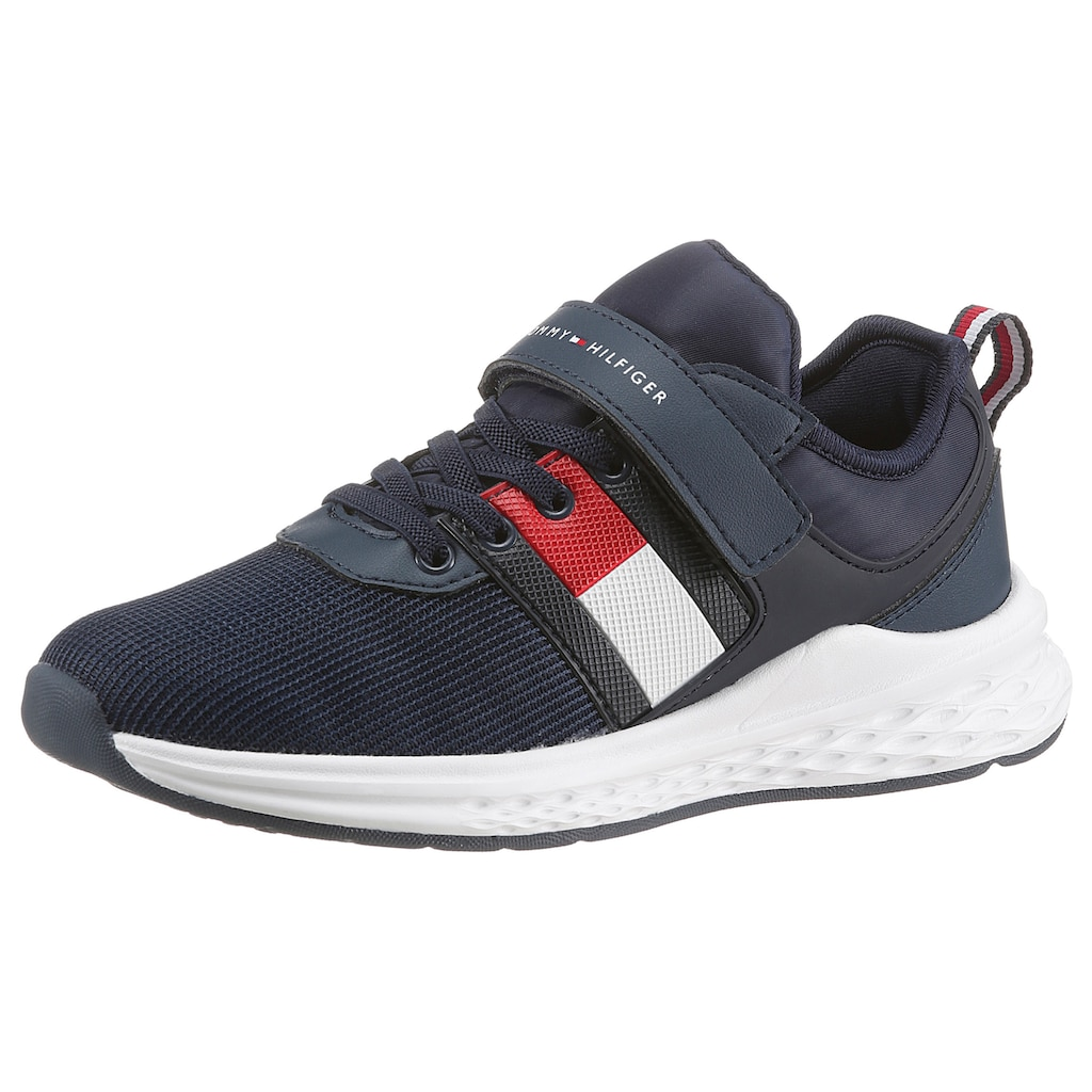 TOMMY HILFIGER Sneaker »Steph«, im Materialmix