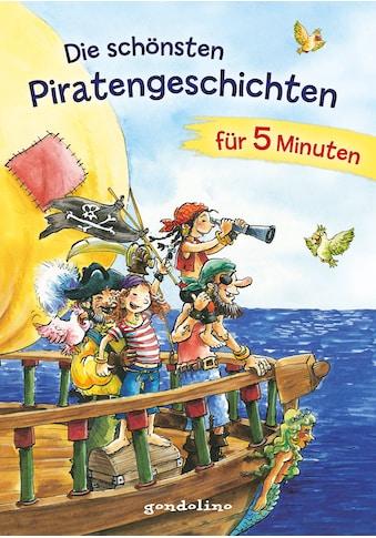Buch Die schönsten Piratengeschichten für 5 Minuten / DIVERSE kaufen