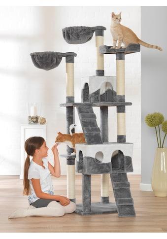 ABUKI Kratzbaum »Jimmy«, hoch, BxTxH: 50x50x170 cm kaufen