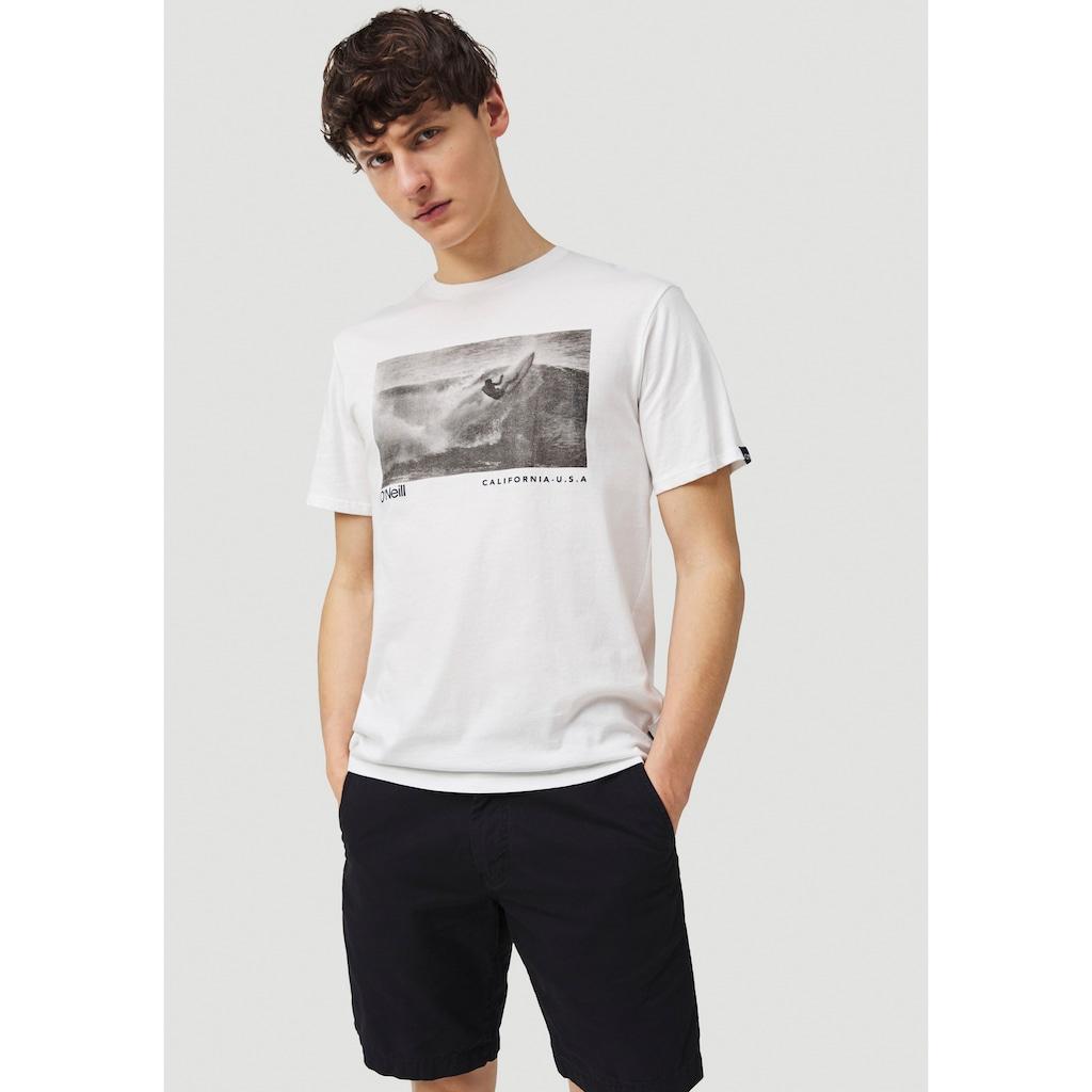O'Neill T-Shirt »LM PHOTOPRINT«