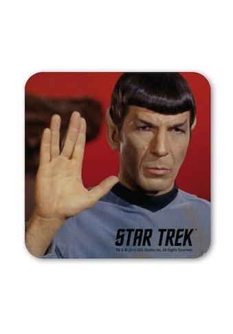 LOGOSHIRT Untersetzer mit Mr. Spock-Motiv kaufen