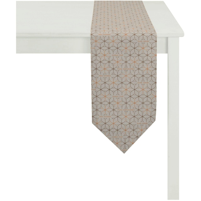Tischband, »3008 Christmas Elegance«, APELT (1-tlg.)
